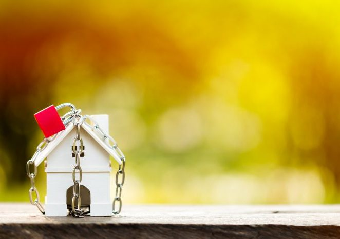 Securing the house ready for your holidays