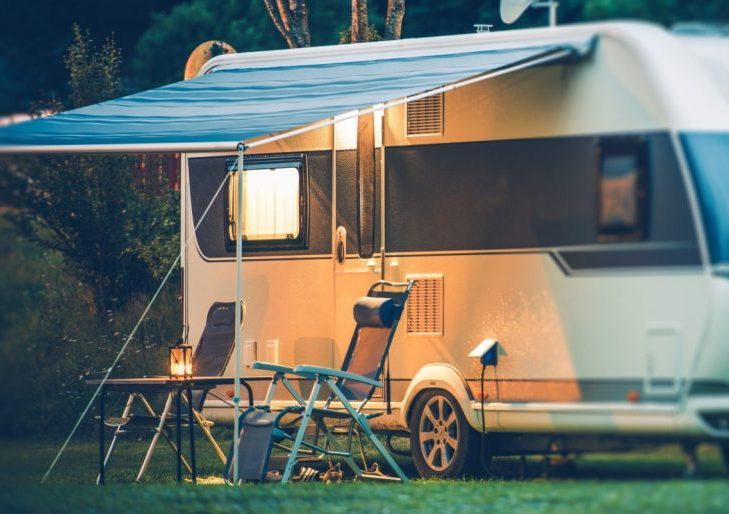 The perils of not insuring your caravan this summer