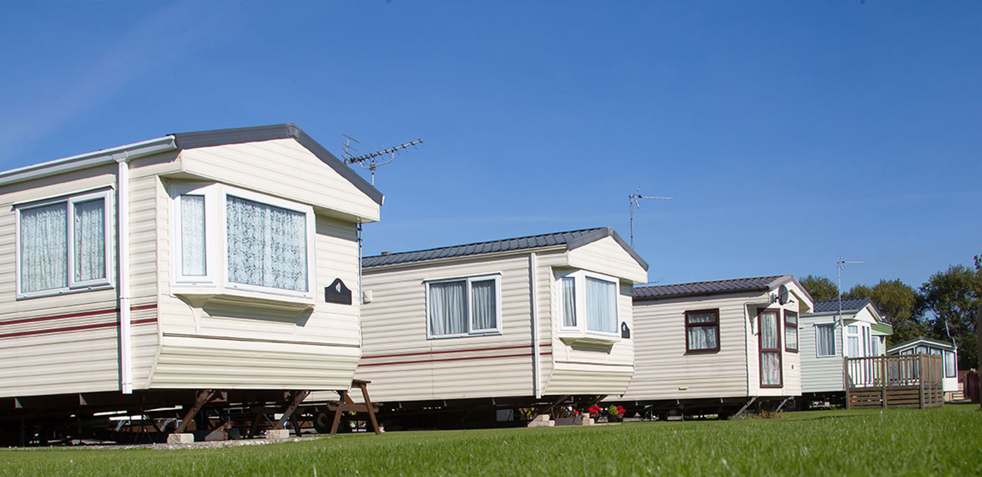 Top tips to protect your static caravan
